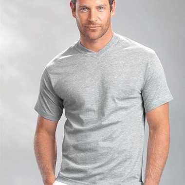 Hanes V-hals t-shirt